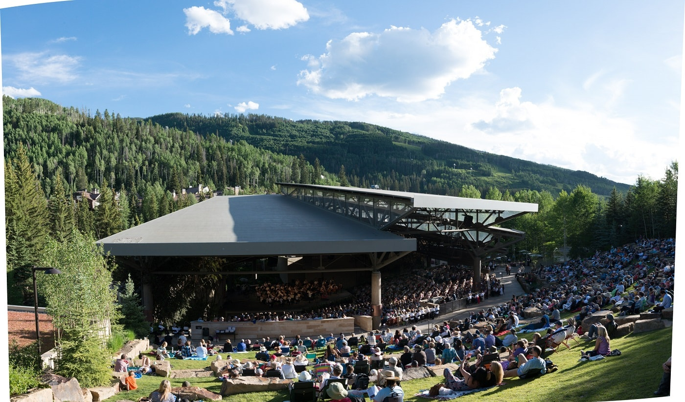 Ford Amphitheater, Vail, CO
