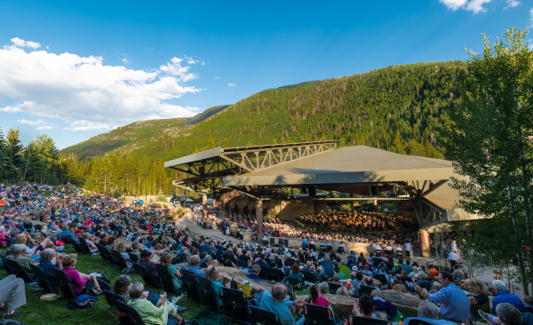 Ford Amphitheater Vail, CO