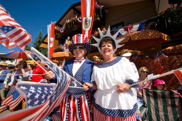 4th of July in Vail, CO