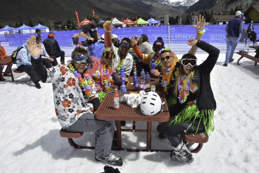Spring Back to Vail, Spring Back to Vail 2019